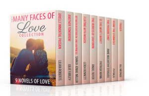 Many Faces of Love 3D Cover.